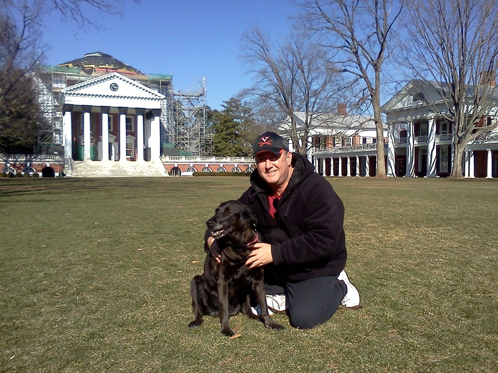 20Feb13 - JonShayna at UVA 2